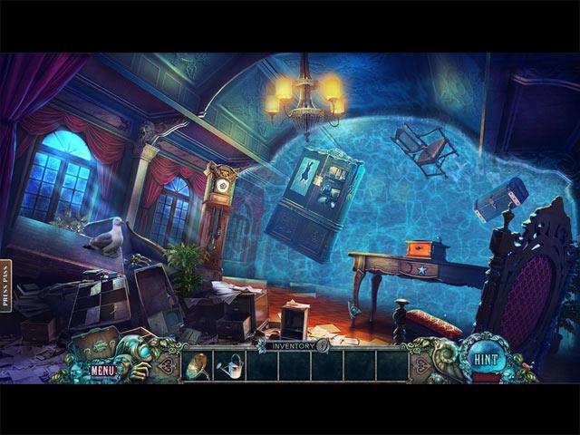 Game screenshot 2 Fear For Sale: Phantom Tide