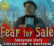 Fear for Sale: Sunnyvale Story Collector's Edition Image