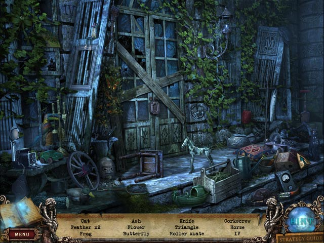 Game screenshot 1 Fear for Sale: The Mystery of McInroy Manor Collector's Edition