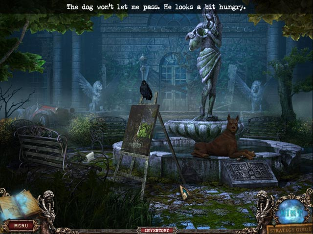 Game screenshot 2 Fear for Sale: The Mystery of McInroy Manor Collector's Edition
