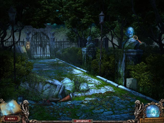 Game screenshot 3 Fear for Sale: The Mystery of McInroy Manor Collector's Edition