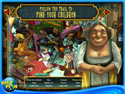 Screenshot for Fearful Tales: Hansel and Gretel Collector's Edition