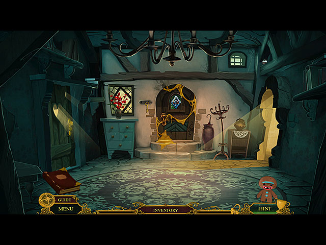 fearful tales: hansel and gretel game 2