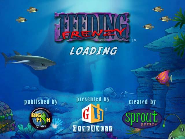 Game screenshot 3 Feeding Frenzy