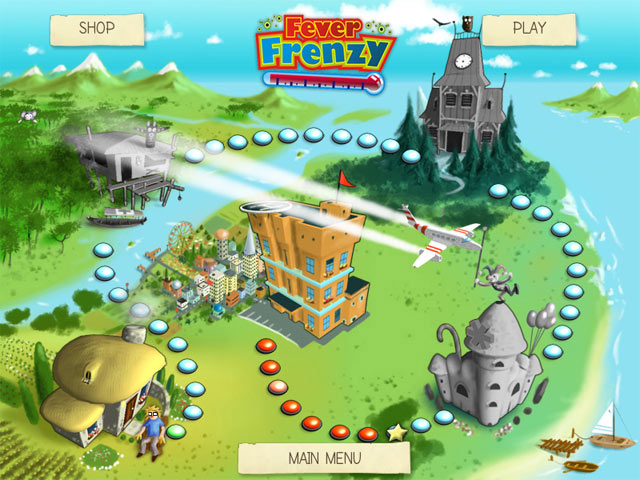 Fever frenzy ipad iphone android mac pc game big fish for Fish frenzy game