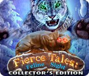 Fierce Tales 3: Feline Sight Collector's Edition - Mac