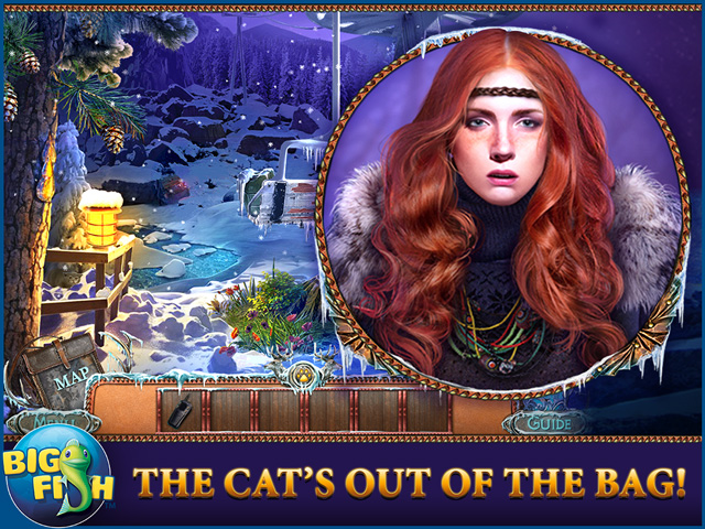 Screenshot for Fierce Tales: Feline Sight Collector's Edition
