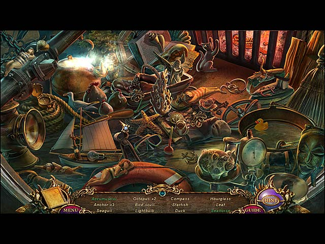 Game screenshot 1 Fierce Tales: Marcus' Memory Collector's Edition