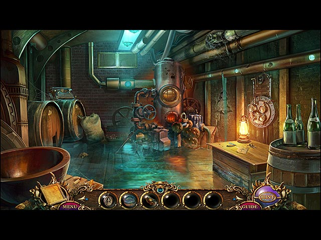 Game screenshot 2 Fierce Tales: Marcus' Memory Collector's Edition