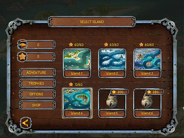 Game screenshot 2 Fill and Cross Pirate Riddles