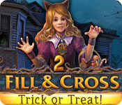 Fill and Cross: Trick or Treat 2 - Mac