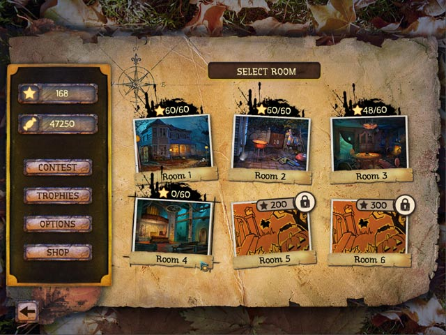 Game screenshot 2 Fill and Cross: Trick or Treat