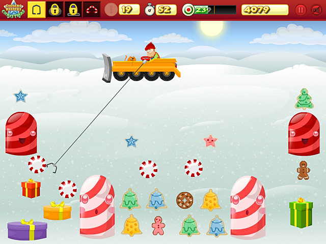 Game screenshot 1 Finders Keepers Christmas