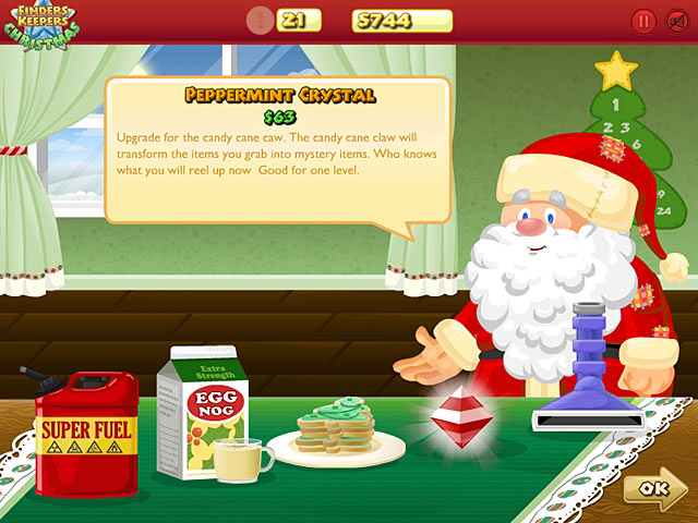 Game screenshot 2 Finders Keepers Christmas