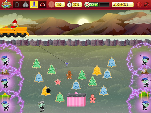 Game screenshot 3 Finders Keepers Christmas