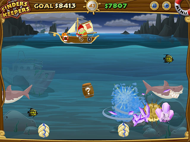 Free online hidden object games no download full screen for Free online fishing games