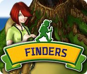 Feature screenshot game Finders