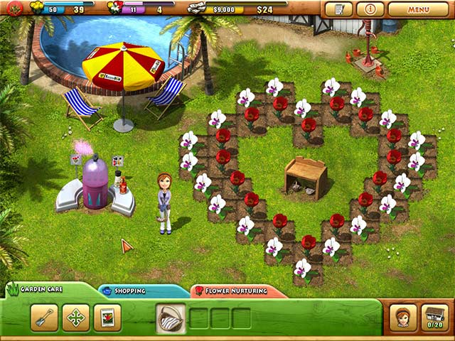 Game screenshot 3 Fiona Finch and the Finest Flowers