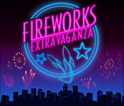 Feature screenshot game Fireworks Extravaganza