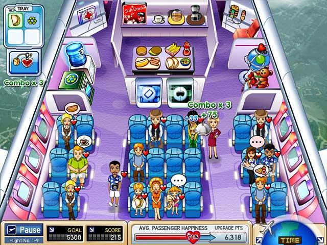 Game screenshot 2 First Class Flurry