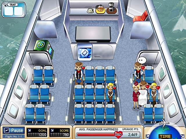 Game screenshot 3 First Class Flurry