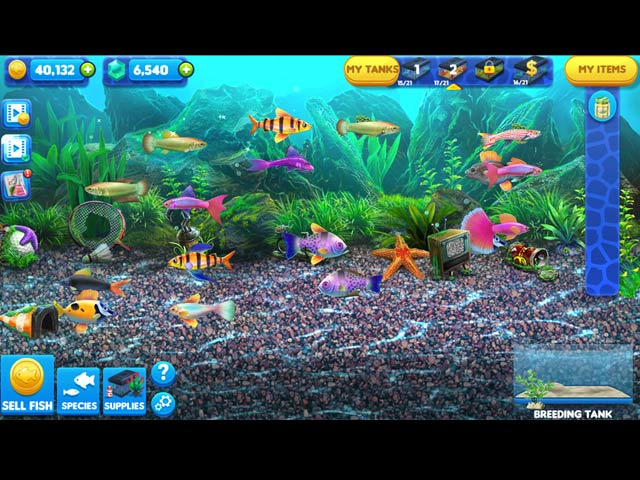Fish Tycoon 2: Virtual Aquarium img