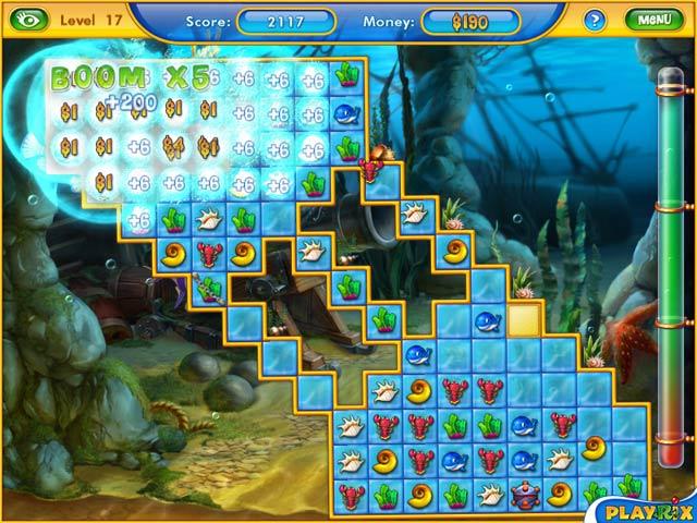 Game screenshot 3 Fishdom 2