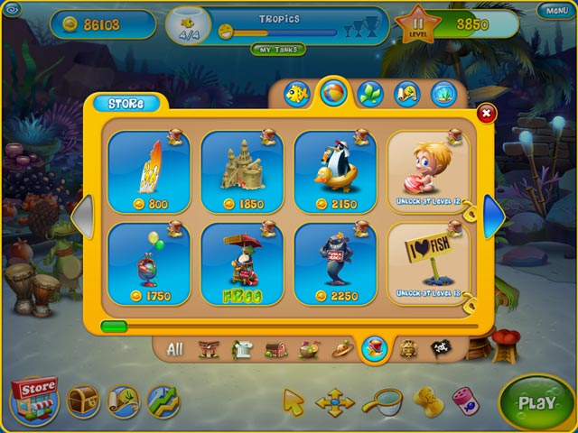 Game screenshot 3 Fishdom 3 Collector's Edition