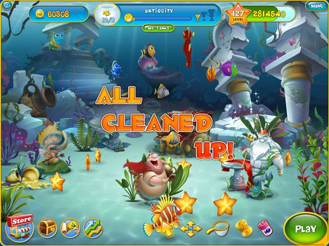 Fishdom 3 Gt Ipad Iphone Android Mac Amp Pc Game Big Fish