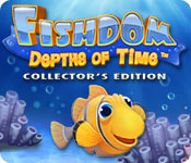 Feature screenshot game Fishdom: Depths of Time Collector's Edition