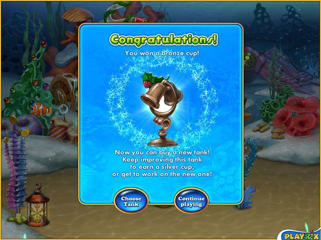 Game screenshot 3 Fishdom: Frosty Splash