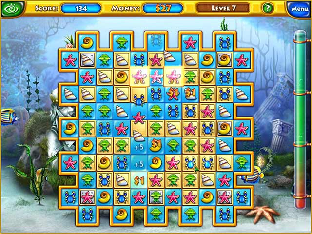 Play fishdom online games big fish for Free online fishing games