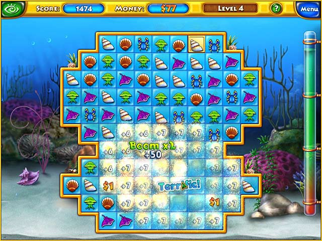 Game screenshot 3 Fishdom