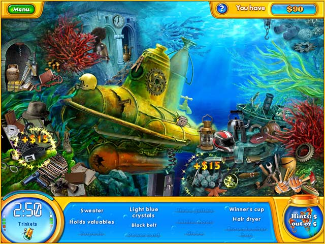 Game screenshot 2 Fishdom H2O: Hidden Odyssey