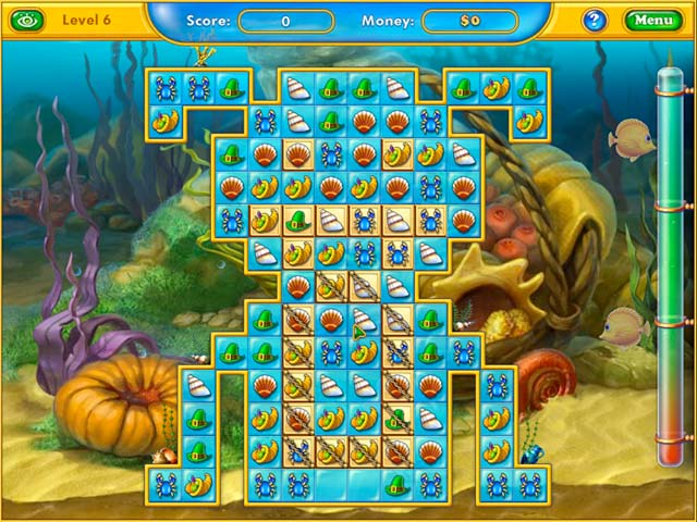Fishdom: Harvest Splash – Mac Screenshot-1