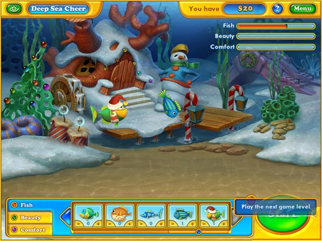 Fishdom: Seasons Under the Sea Screenshot-2