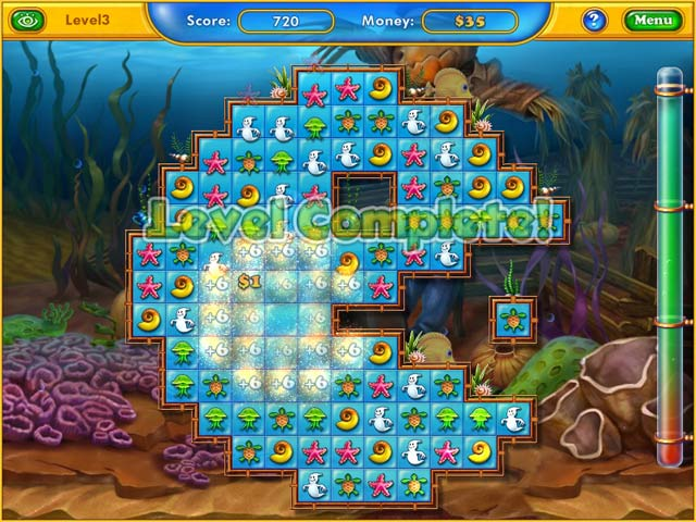 Fishdom: Seasons Under the Sea Screenshot-3