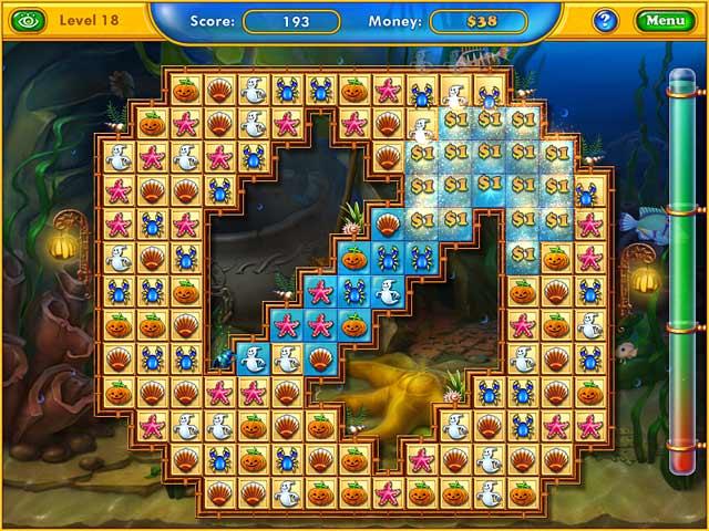 Game screenshot 3 Fishdom - Spooky Splash
