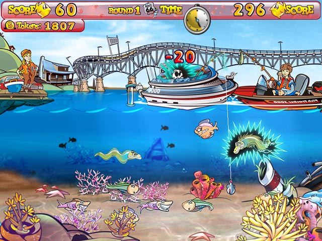 Fishing craze ipad iphone android mac pc game big for Free online fishing games