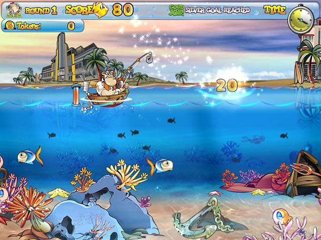 Play fishing craze online games big fish for The fish game