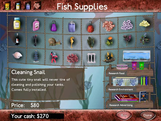 Game screenshot 3 Fish Tycoon