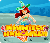 Feature screenshot game FishWitch Halloween
