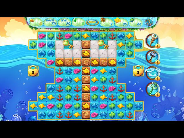 Game screenshot 2 FishWitch Halloween