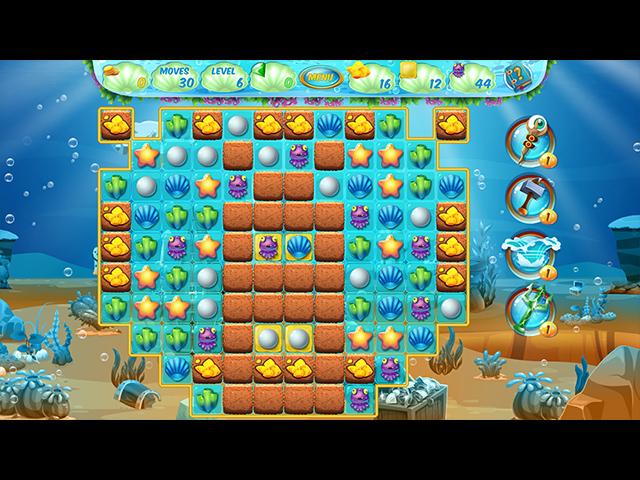 Game screenshot 3 FishWitch Halloween