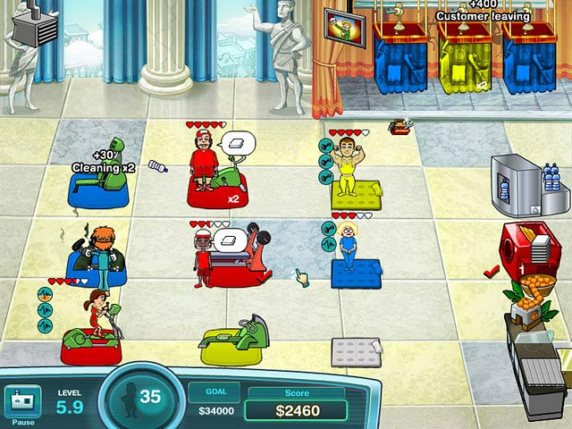 Game screenshot 1 Fitness Dash