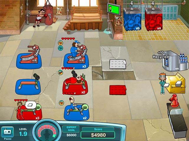 Game screenshot 3 Fitness Dash