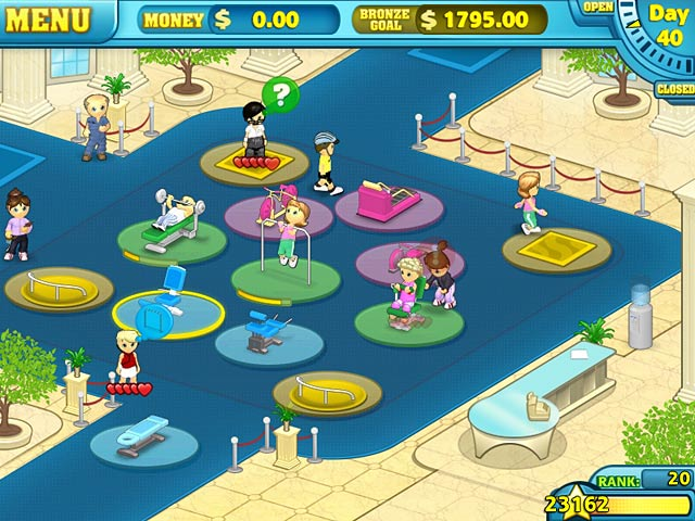 Fitness frenzy ipad iphone android mac pc game for Big fish game manager download