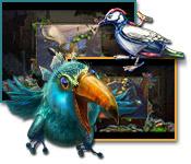 Flights of Fancy: Two Doves - Mac