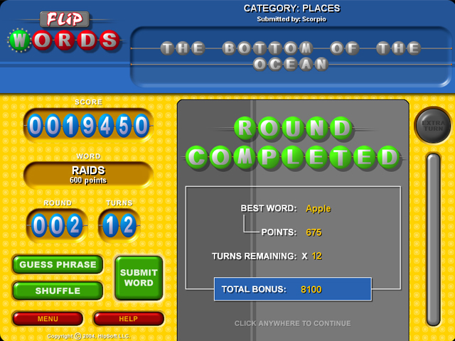 Game screenshot 2 Flip Words