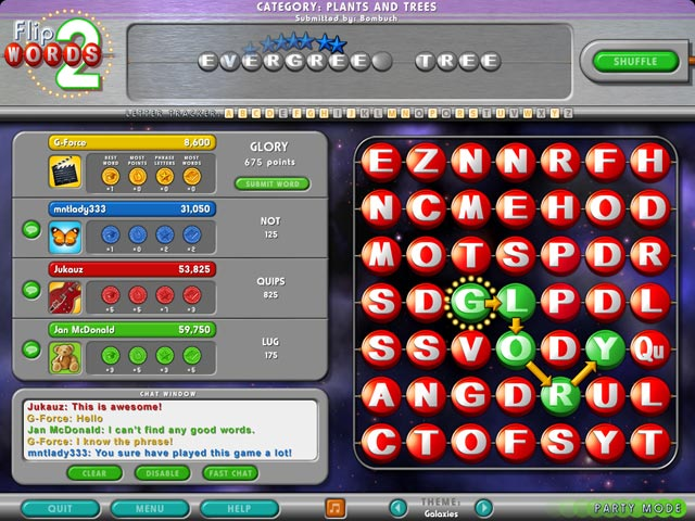 Game screenshot 2 Flip Words 2